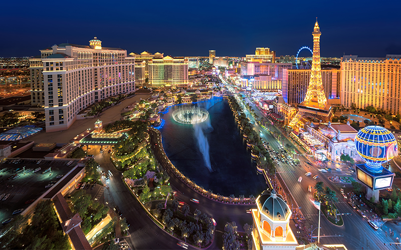 Luxury Honeymoon Packages Dining Experiences Las Vegas