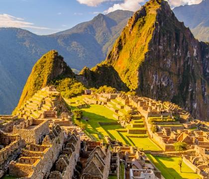 a picture of Peru
