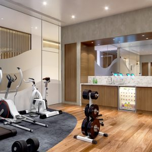 Cyprus Honeymoon Packages Amavi Hotel Cyprus Gym