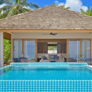 Maldive Honeymoon Packages Faarufushi Maldives Beach Retreat With Pool3
