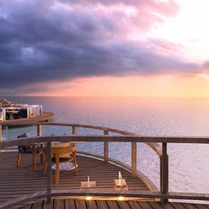 Maldive Honeymoon Packages Faarufushi Maldives Boli Bar