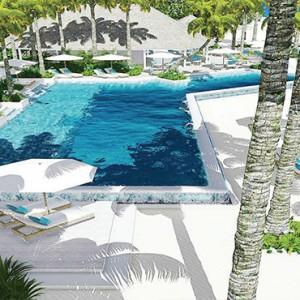 Maldive Honeymoon Packages Faarufushi Maldives Infinity Pool