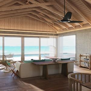 Maldive Honeymoon Packages Faarufushi Maldives Island Residence With Pool