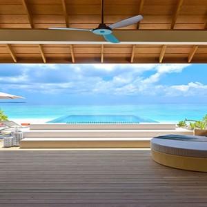 Maldive Honeymoon Packages Faarufushi Maldives Island Residence With Pool1