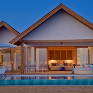 Maldive Honeymoon Packages Faarufushi Maldives Ocean Retreat With Pool3