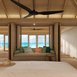 Maldive Honeymoon Packages Faarufushi Maldives Ocean Suite With Pool