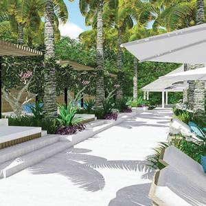 Maldive Honeymoon Packages Faarufushi Maldives Pool Cabanas