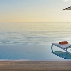 Maldive Honeymoon Packages Faarufushi Maldives Villa Pool
