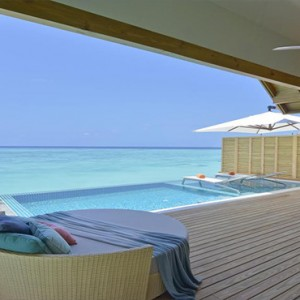 Maldive Honeymoon Packages Faarufushi Maldives Villa Pool1