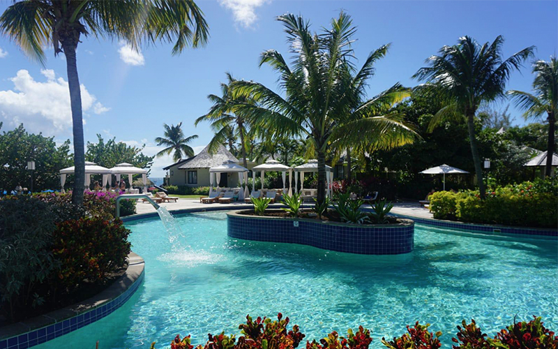 Romantic Holiday Packages At St Lucia Sandals Grande St Lucian Pool