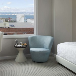 San Francisco Honeymoon Packages Hotel VIA San Francisco The Harbor View Rooms