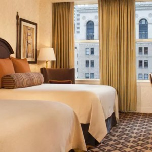 San Francisco Honeymoon Packages Omni San Francisco Hotel Deluxe Rooms
