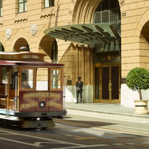 San Francisco Honeymoon Packages Omni San Francisco Hotel Exterior