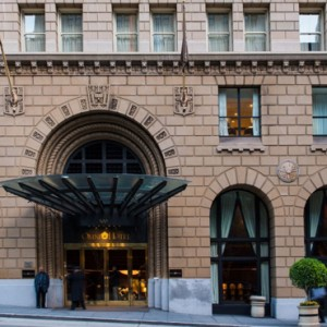 San Francisco Honeymoon Packages Omni San Francisco Hotel Exterior 2