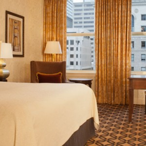 San Francisco Honeymoon Packages Omni San Francisco Hotel Signature Rooms