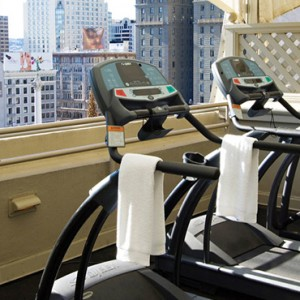San Francisco Honeymoon Packages Gym