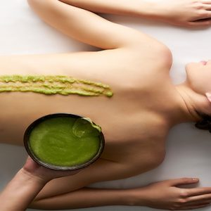 Thailand Honeymoon Packages Chiva Som Hua Hin Aloe Body Mask