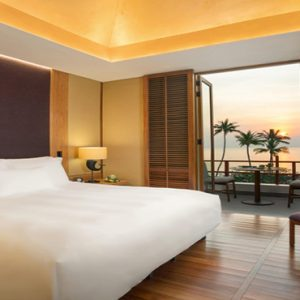 Thailand Honeymoon Packages Chiva Som Hua Hin Juniper Suite