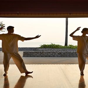 Thailand Honeymoon Packages Chiva Som Hua Hin Tai Chi