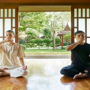 Thailand Honeymoon Packages Chiva Som Hua Hin Yoga