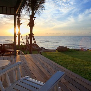Thailand Honeymoon Packages Devasom Hua Hin Resort Beachfront Villa4