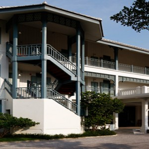 Thailand Honeymoon Packages Devasom Hua Hin Resort Hotel Exterior