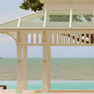 Thailand Honeymoon Packages Devasom Hua Hin Resort Pool Service