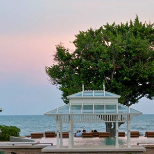 Thailand Honeymoon Packages Devasom Hua Hin Resort Beach View
