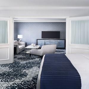 San Francisco Honeymoon packages - the ritz-carlton san francisco - club one bedroom suite