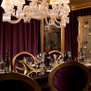 San Francisco Honeymoon packages - the ritz-carlton san francisco - jcb tasting lounge