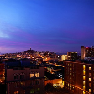 San Francisco Honeymoon packages - the ritz-carlton san francisco - san francisco suite