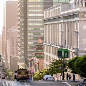 San Francisco Honeymoon packages - the ritz-carlton san francisco - exterior