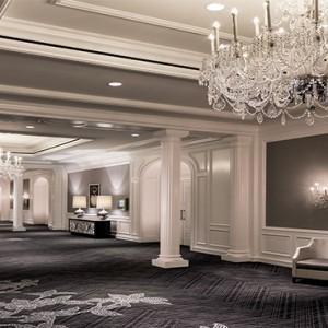 San Francisco Honeymoon Packages - Ritz-Carlton San Francisco - lobby