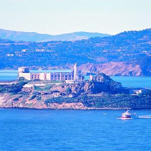 San Francisco Honeymoon Packages - Ritz-Carlton San Francisco - sea view