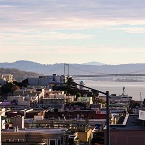 San Francisco Honeymoon Packages - Ritz-Carlton San Francisco - exterior