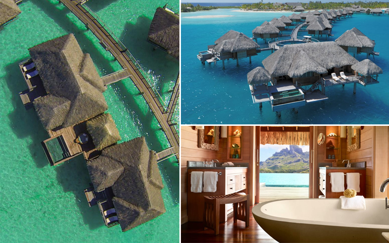 10 Most Romantic Villas In South Pacific Bora Bora Honeymoon Packages FOUR SEASONS BORA BORA