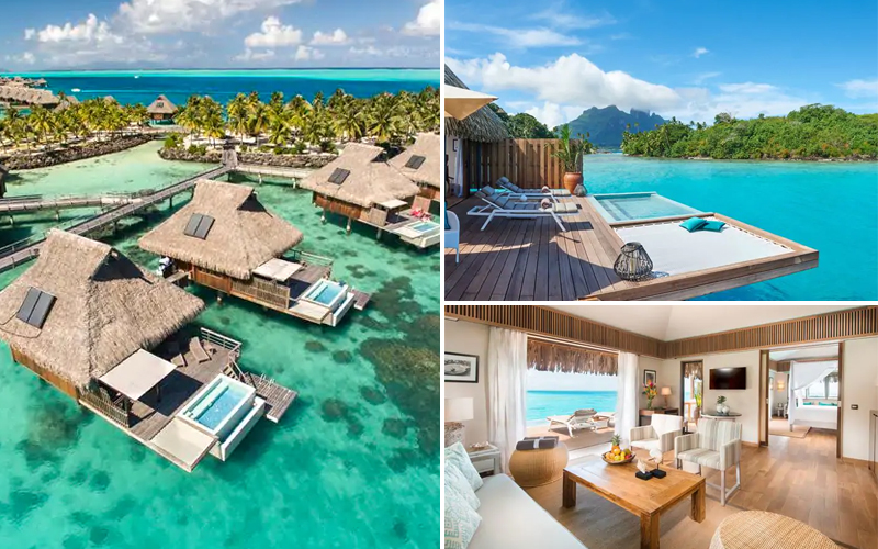 10 Most Romantic Villas In South Pacific Bora Bora Honeymoon Packages Conrad Bora Bora