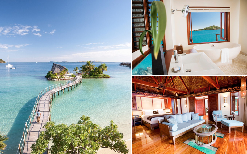 10 Most Romantic Villas In South Pacific Bora Bora Honeymoon Packages Likuliku