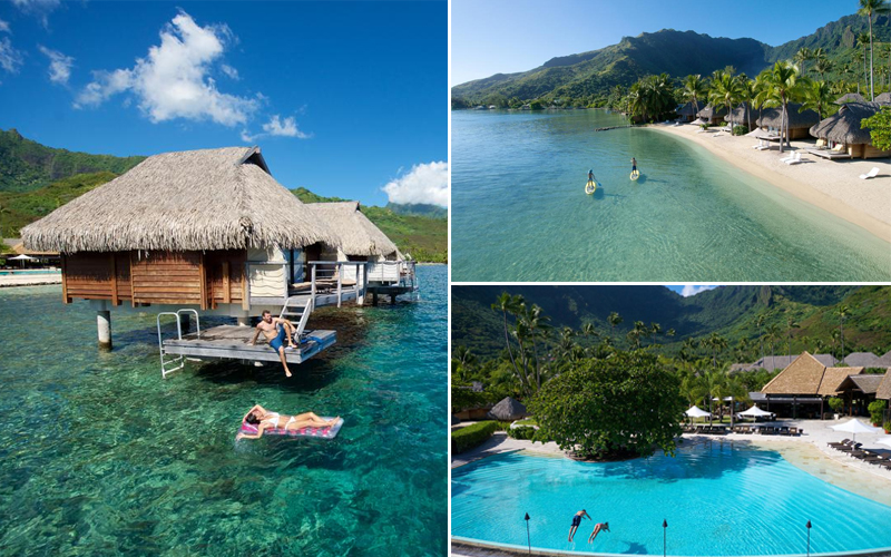 10 Most Romantic Villas In South Pacific Bora Bora Honeymoon Packages Manava Beach