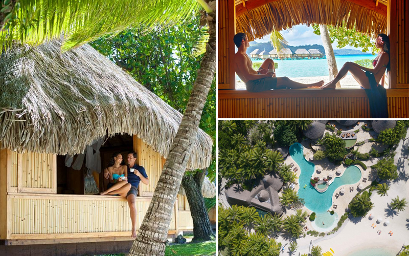 10 Most Romantic Villas In South Pacific Bora Bora Honeymoon Packages Pearl Beach