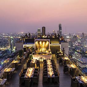 Banyan Tree Bangkok Multicentre