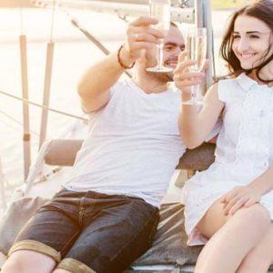Cyprus Honeymoon Packages Amavi Hotel Cyprus Couple Boat Ride