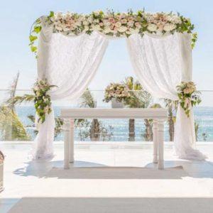 Cyprus Honeymoon Packages Amavi Hotel Cyprus Immenso Celestial Terrace For Weddings