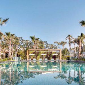 Cyprus Honeymoon Packages Amavi Hotel Cyprus Saffire Pool1