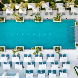 Cyprus Honeymoon Packages Amavi Hotel Cyprus Saffire Pool2