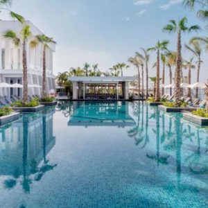 Cyprus Honeymoon Packages Amavi Hotel Cyprus Saffire Pool3