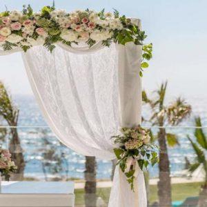 Cyprus Honeymoon Packages Amavi Hotel Cyprus Selene Terrace Weddings