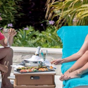 Cyprus Honeymoon Packages Amavi Hotel Cyprus Couple Relaxing By Saffire Pool