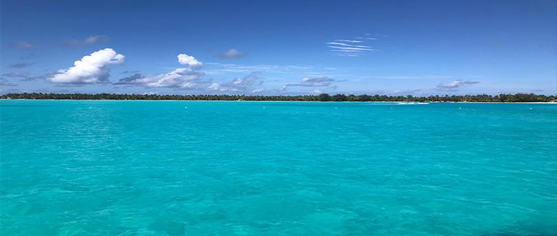 Malkeet And Rajbir's Bora Bora And Las Vegas Honeymoon St Regis Bora Bora Hotel Rooms Sea