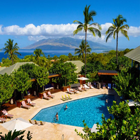 Los Angeles, Hawaii And San Francisco Hotel Wailea, Relais & Chateaux